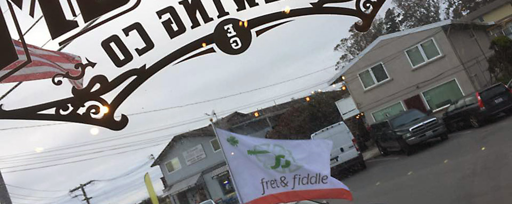 Fret & Fiddle at Hop Dogma